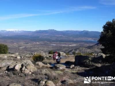 Senderismo Sierra de la Cabrera; excursiones senderismo madrid; club montañismo madrid